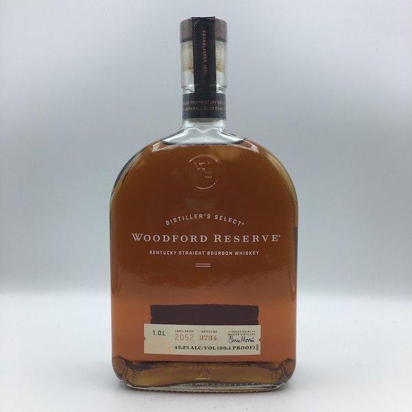 Woodford Reserve Bourbon Liter
