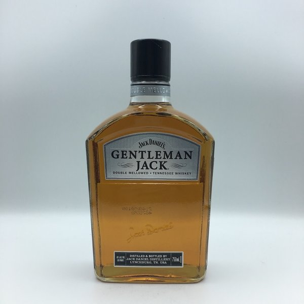 Gentleman Jack Daniels Bourbon Whiskey 750ML