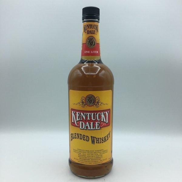 Kentucky Dale Blended Whiskey Liter