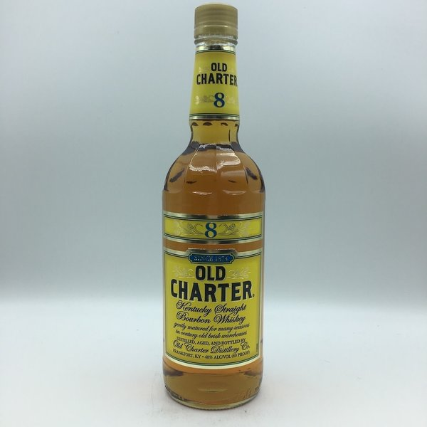 Old Charter 8YRS 750ML