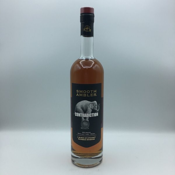 Smooth Ambler Contradiction Bourbon Whiskey 750ML