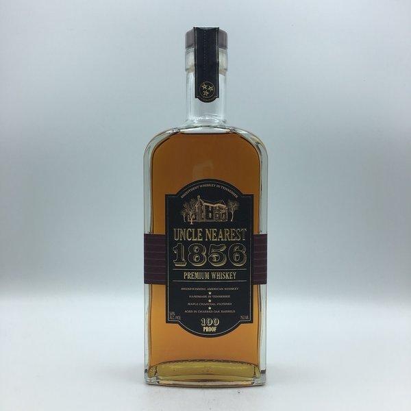 Uncle Nearest 1856 Premium 100 proof Whiskey 750ML