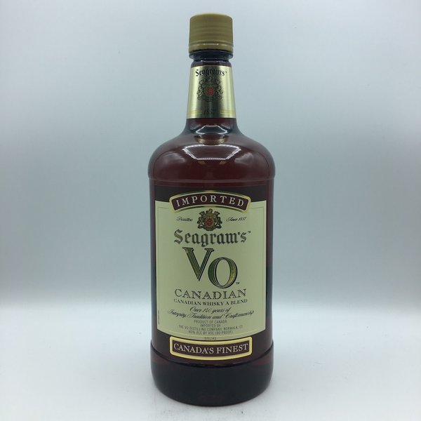 Seagrams VO Canadian Whiskey 1.75L