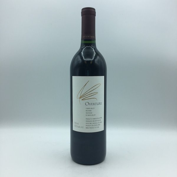 Opus One Overture 750ML