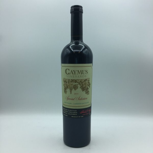 Caymus Special Selection 2015 750ML