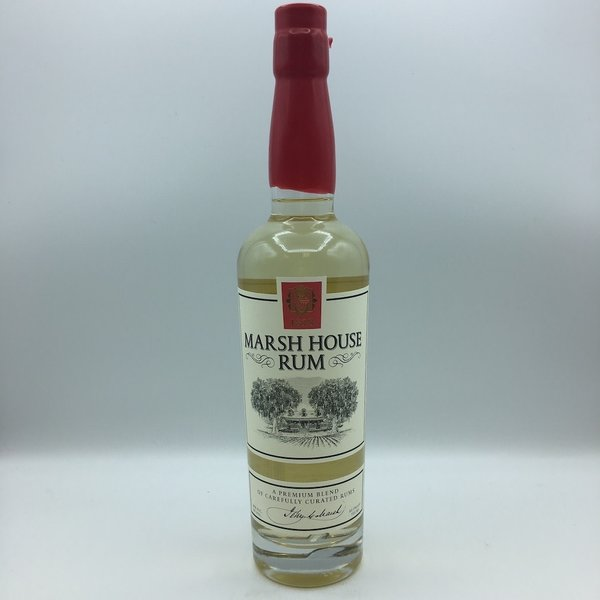 Marsh House American White Rum 750ML