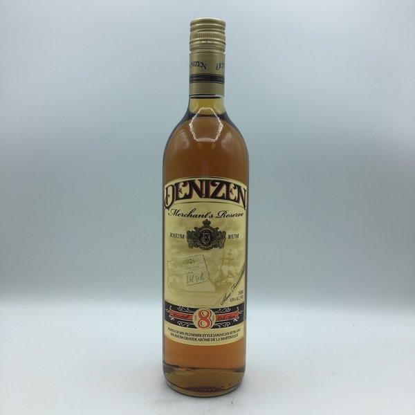 Denizen Mechant's 8YR Reserve Rum 750ML