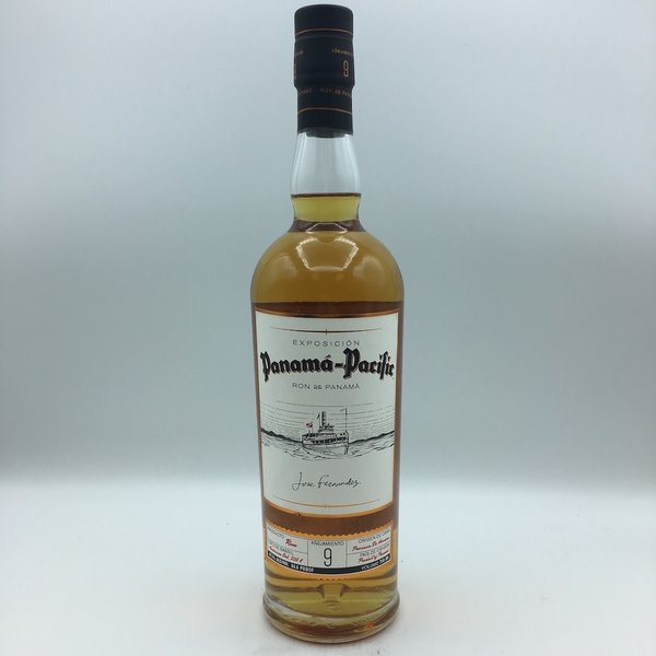 Panama-Pacific 9YR Rum 750ML