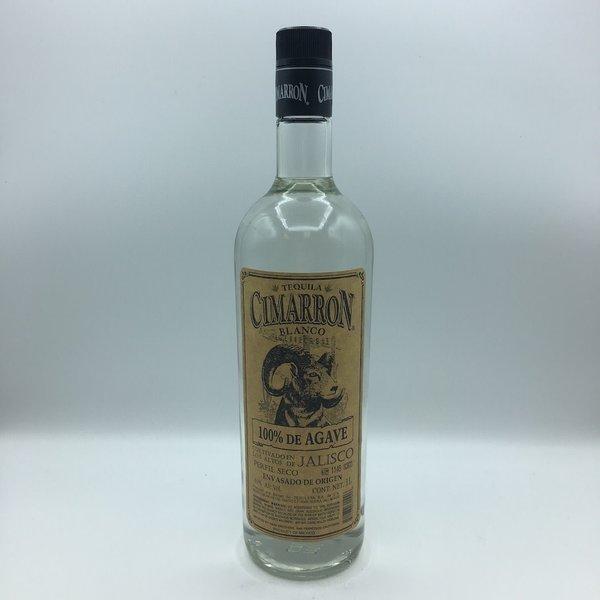 Cimarron Blanco Tequila Liter