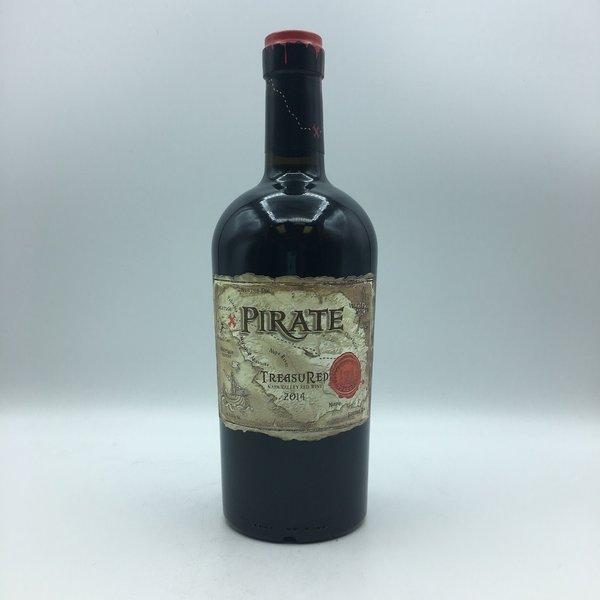 Pirate Treasured Napa Valley Red Wine 2014 750ML