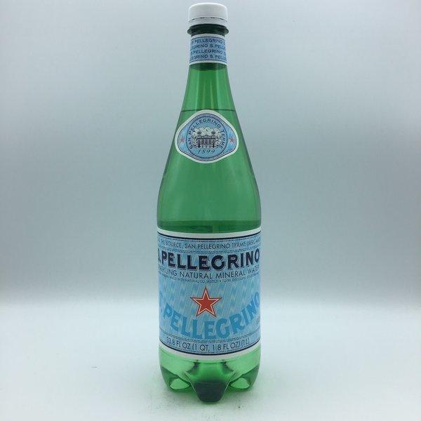 San Pellegrino Plastic Bottle Liter