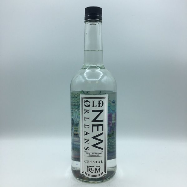 Old New Orleans Crystal Rum Liter