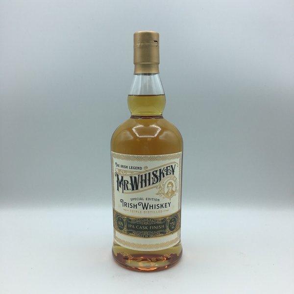Mr. Whiskey IPA Cask Finished Irish Whiskey 750ML