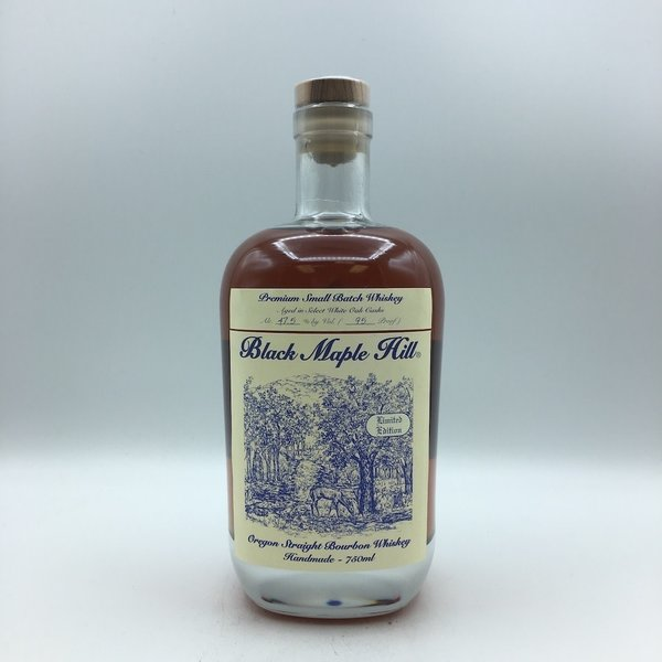 Black Maple Hill Small Batch Oregon Bourbon 750ML