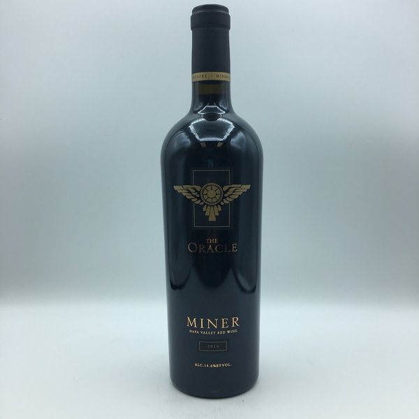 Miner The Oracle Napa Valley Red Wine 2014 750ML