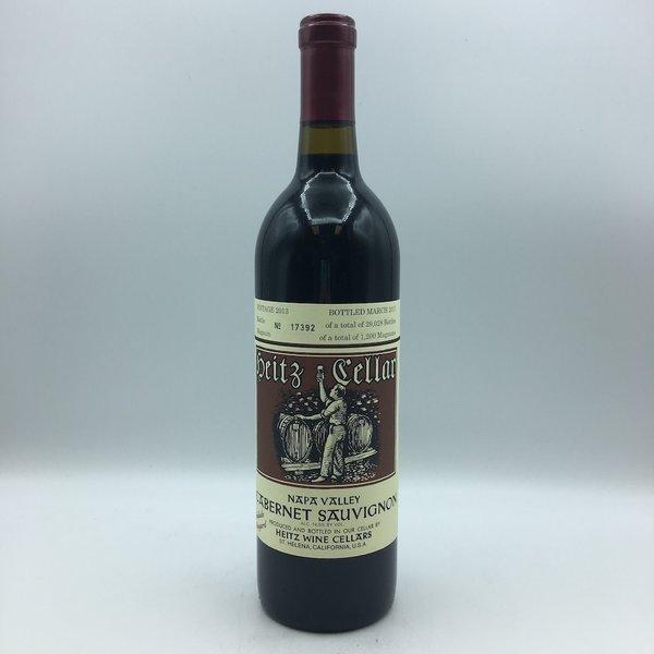 Heitz Wine Cellars Cabernet Sauvignon Trailside Vineyard 2013 750ML