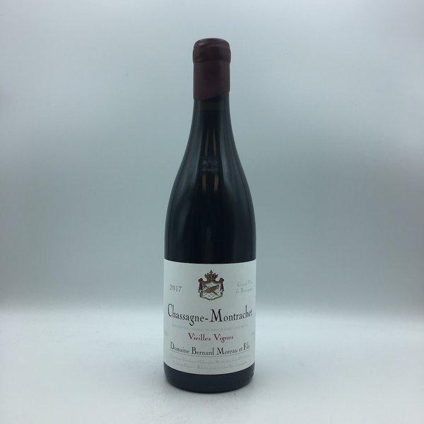 Domaine Bernard Moreau Vieilles Vignes Chassagne-Montrachet Rouge 750ML