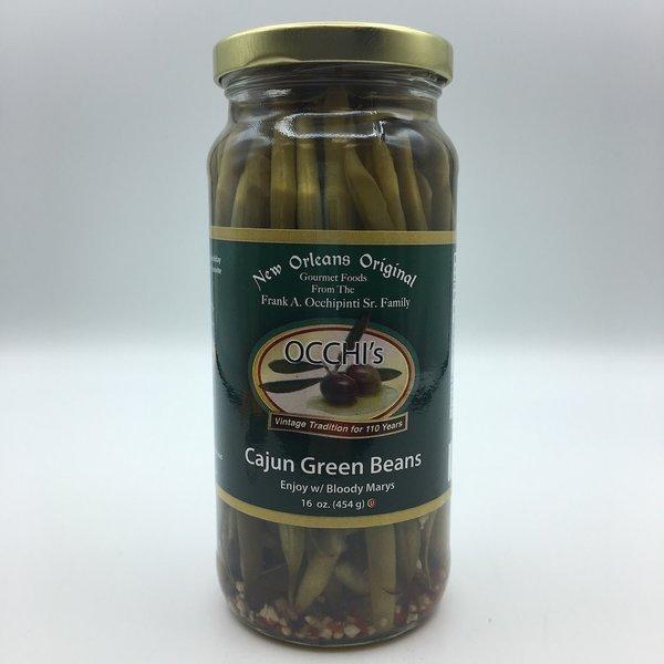 Occhi's Cajun Green Beans 16OZ