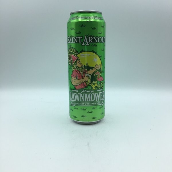 Saint Arnold Fancy Lawnmower 19.2OZ