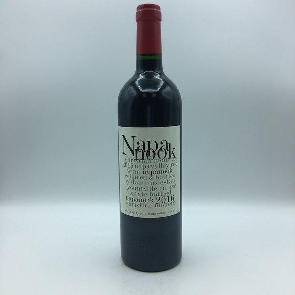 Dominus Napanook Red Blend 750ML Cabernet, Petit Verdot, Cab Franc
