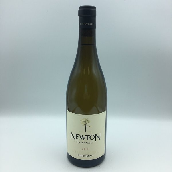 Newton Unfiltered Chardonnay Napa 750ML