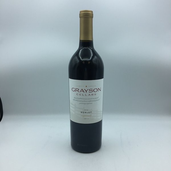 Grayson Cellars Merlot 750ML