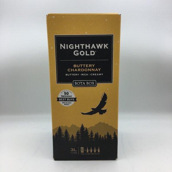 Bota Box Nighthawk Buttery Chardonnay 3L