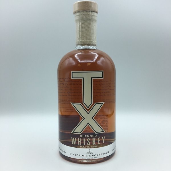 Firestone & Robertson TX Blended Whiskey 750ML