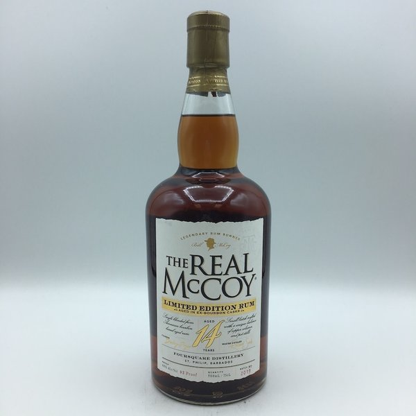 The Real Mccoy Limited Edition Rum 14YR 750ML