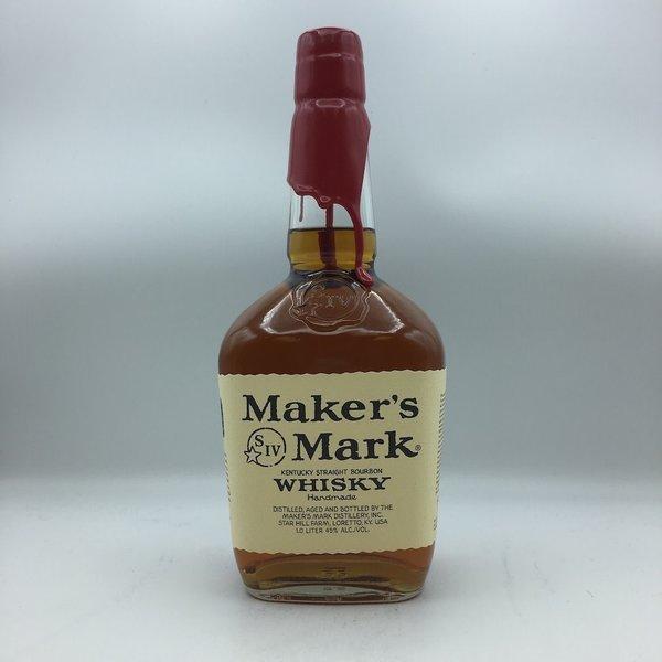 Maker's Mark Bourbon Liter