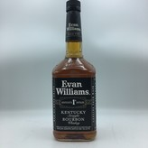 Evan Williams Black Label Bourbon Liter