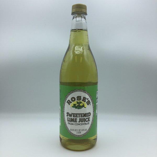 Roses Lime Juice Liter