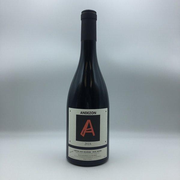 Domaine d'Andezon Cotes Du Rhone Red Wine 750ML