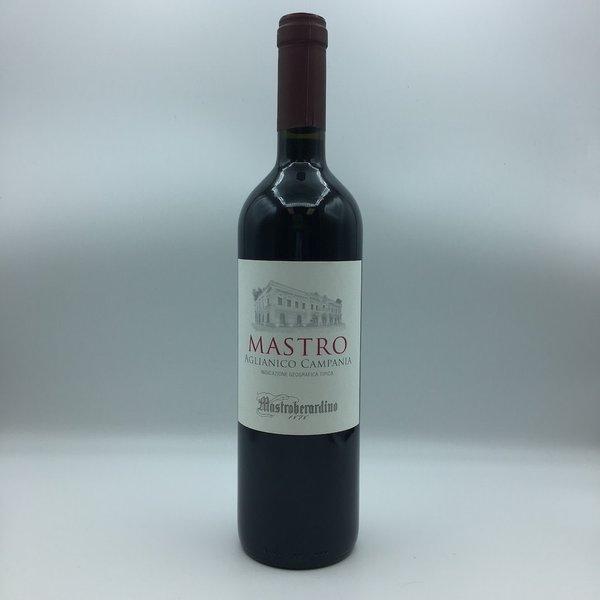 Mastro Aglianico Campania 750ML Aglianico grape