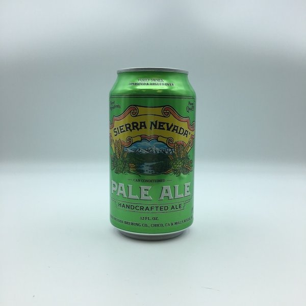 Sierra Nevada Pale Ale Cans 12PK 12OZ