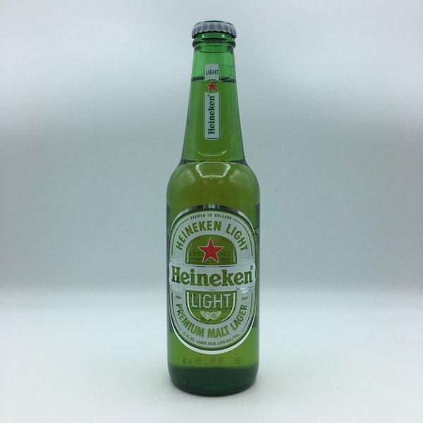 Heineken LIGHT Bottles 6PK 12OZ