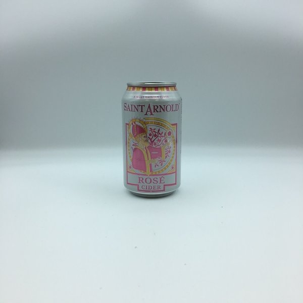 Saint Arnold Rose Cider 6PK 12OZ