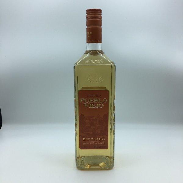 Pueblo Viejo Resposado Tequila 750ML