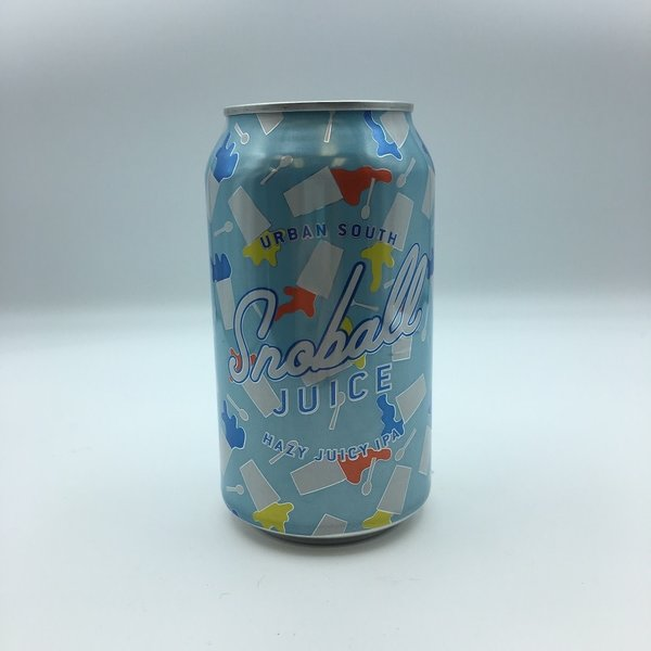 Urban South Snoball Juice 4PK 12OZ