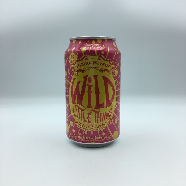 Sierra Nevada Wild Little Thing Slightly Sour Ale Cans 6PK 12OZ
