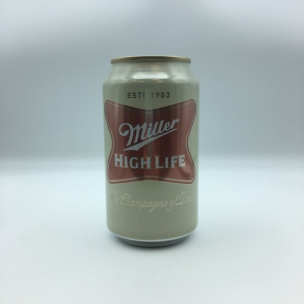 Miller High Life CANS 12OZ 12PK