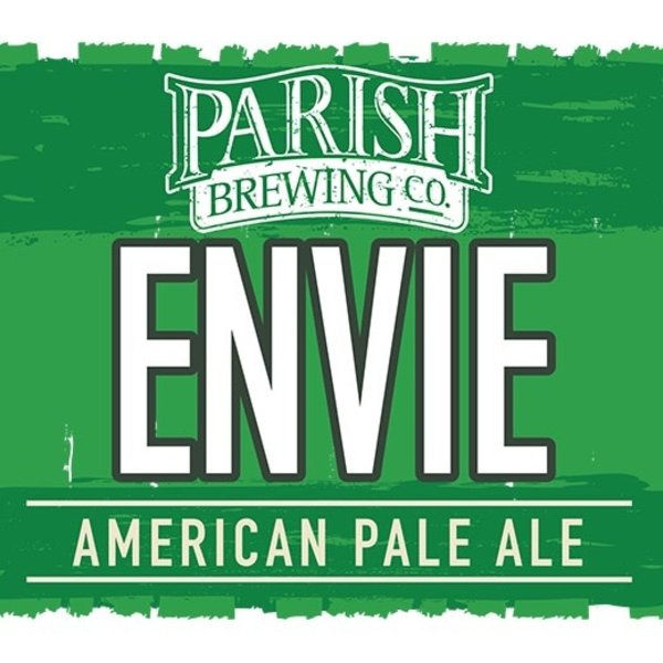 Parish Brewing Envie Pale Ale 1/6 Barrel Keg