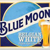 Blue Moon Belguim White 1/6 Barrel Keg