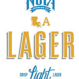 NOLA LA Lager 1/6 Barrel Keg