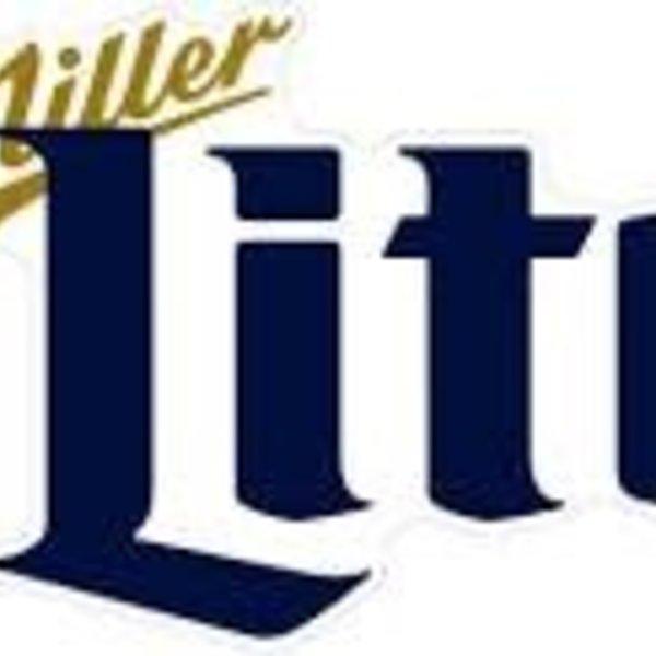 Miller Lite Full Keg