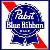 Pabst Blue Ribbon PBR Full Keg