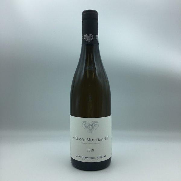 Domaine Patrick Miolane Puligny-Montrachet White Burgundy 750ML