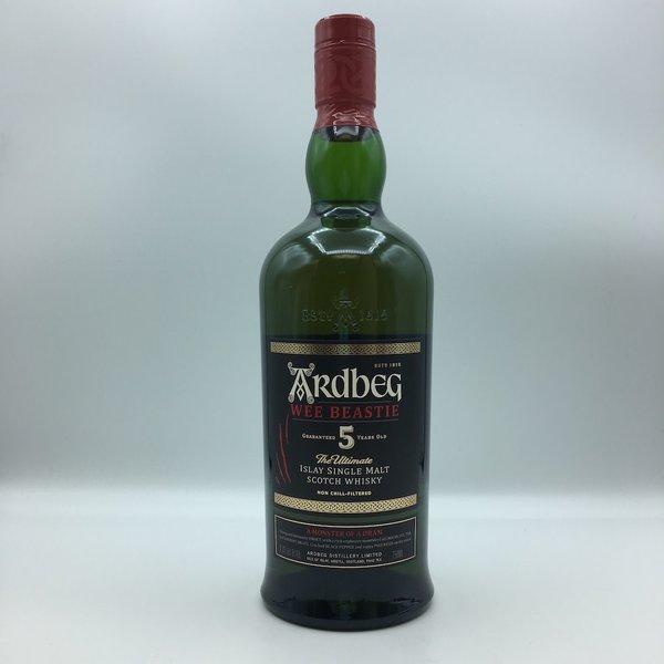 Ardbeg Wee Beastie 5YR Scotch Whisky