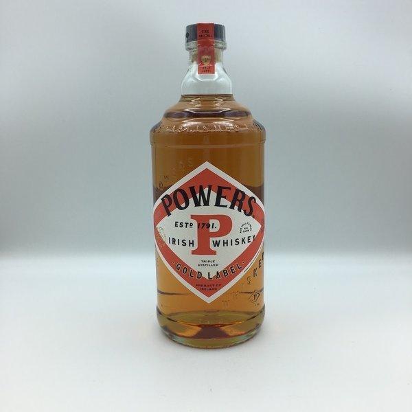 Powers Irish Whiskey Liter
