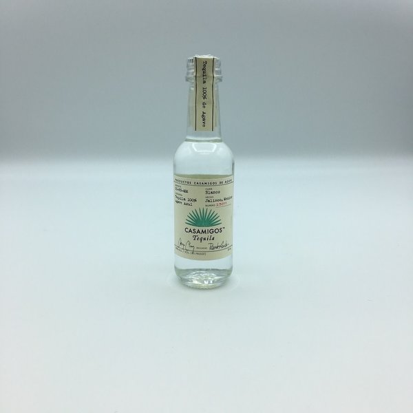 Mini Casamigos Blanco Tequila 50ML